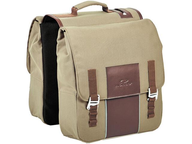 Norco Picton - Sac porte-bagages - beige/marron